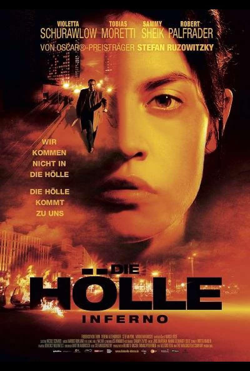 Die Hölle - Inferno | Film, Trailer, Kritik
