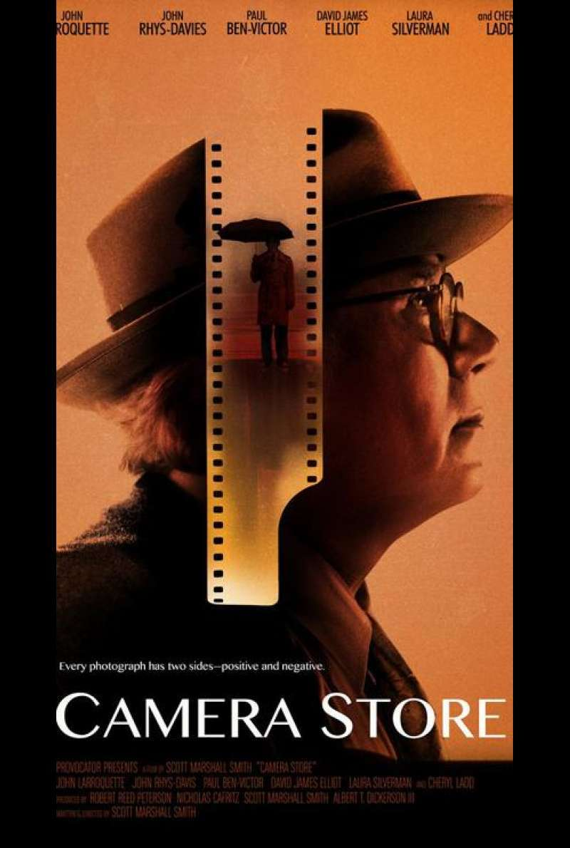 Camera Store von Scott Marshall Smith - Filmplakat