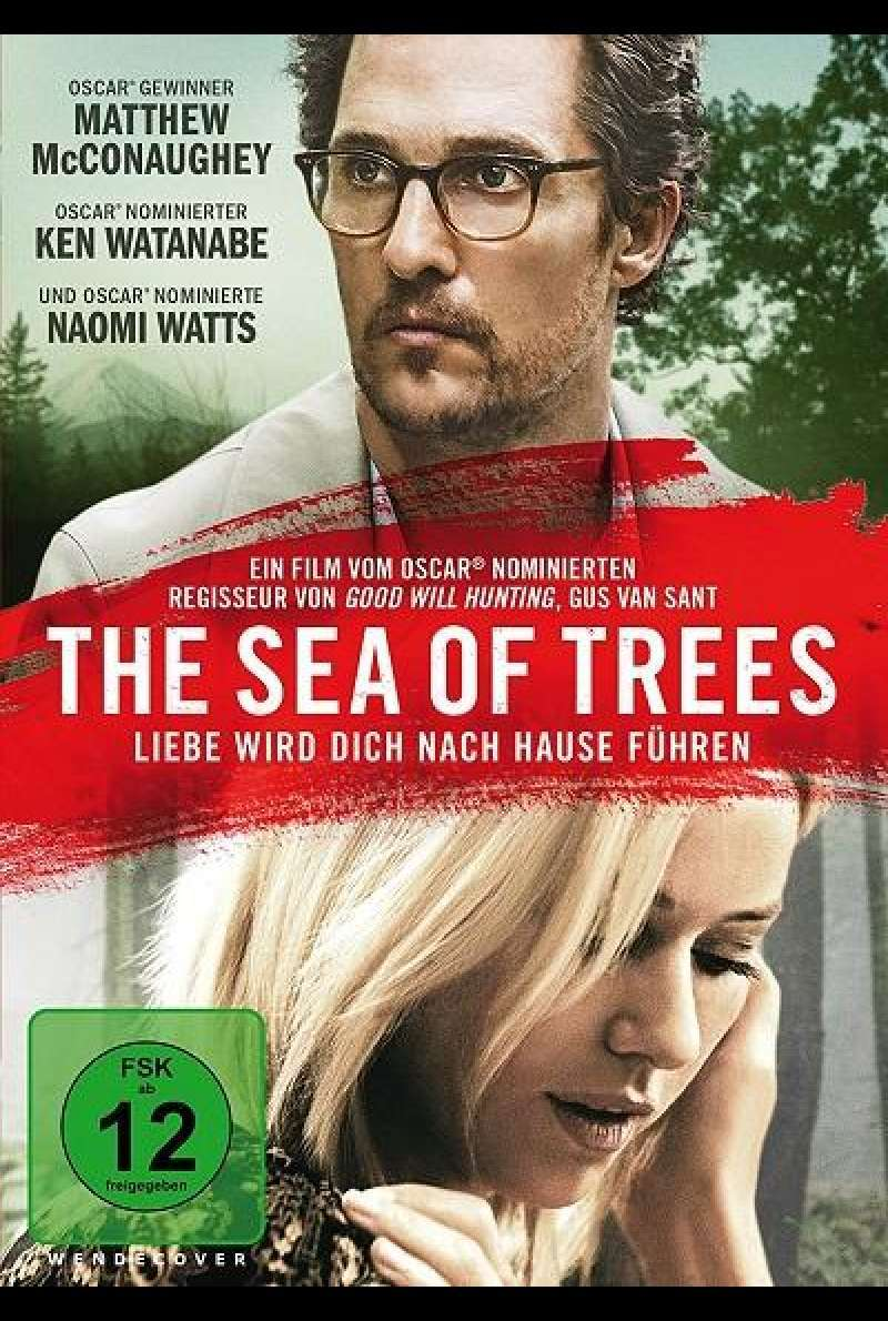 The Sea of Trees - DVD-Cover