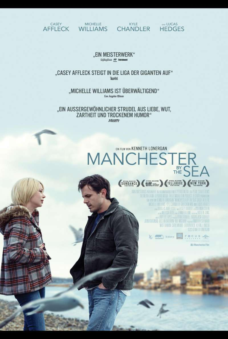 Manchester By The Sea - Filmplakat