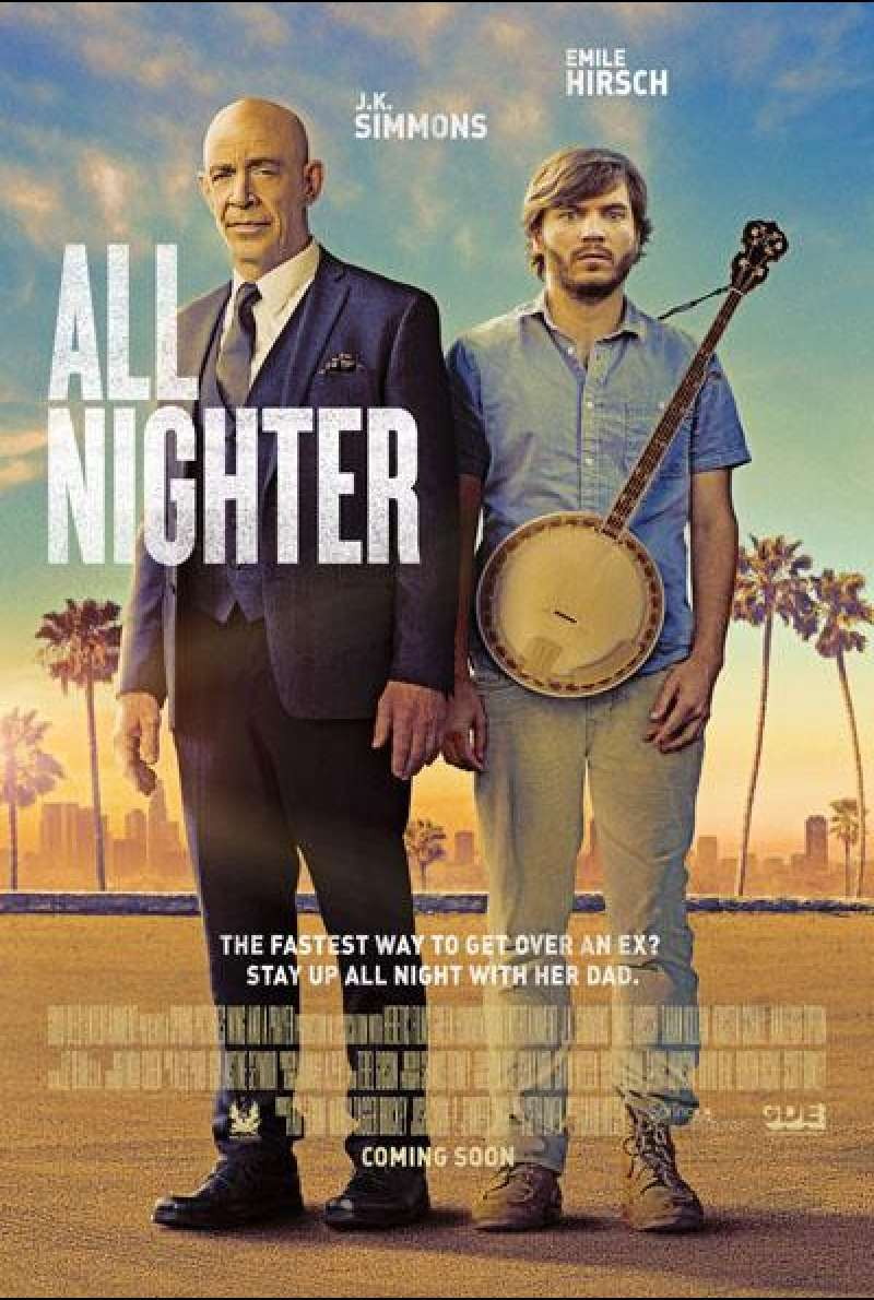 All Nighter von Gavin Wiesen - Filmplakat