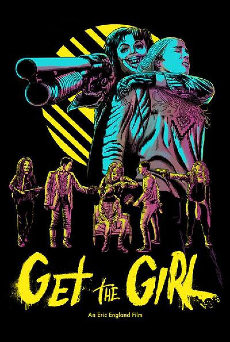 Get the Girl von Eric England - Filmplakat