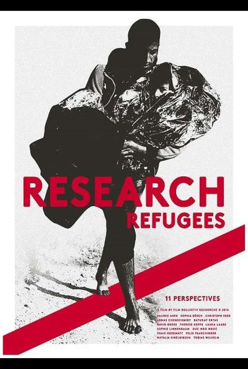 Research Refugees - Filmplakat