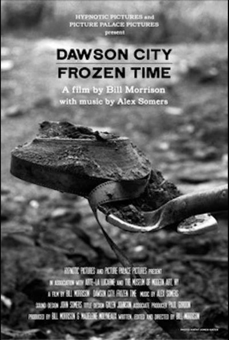 Dawson City: Frozen Time - Filmplakat (INT)