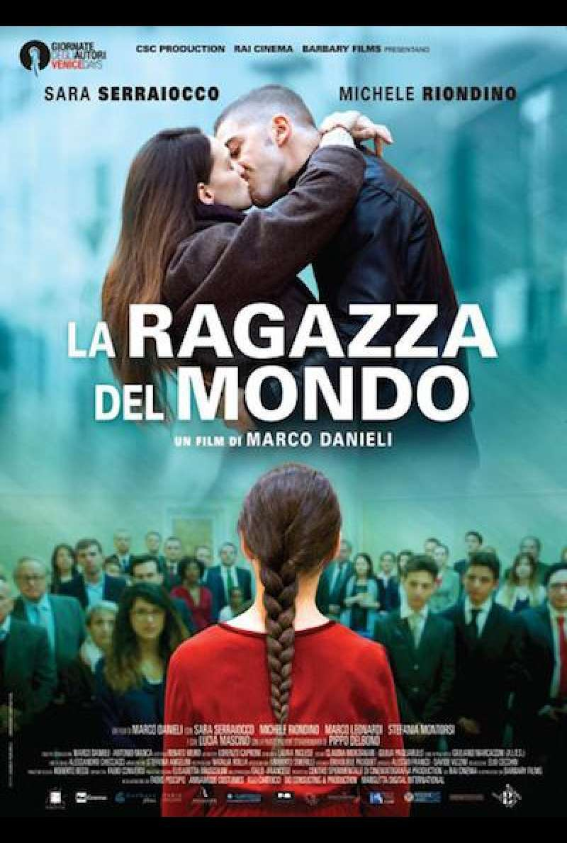 Worldly Girl - Filmplakat (ITA)