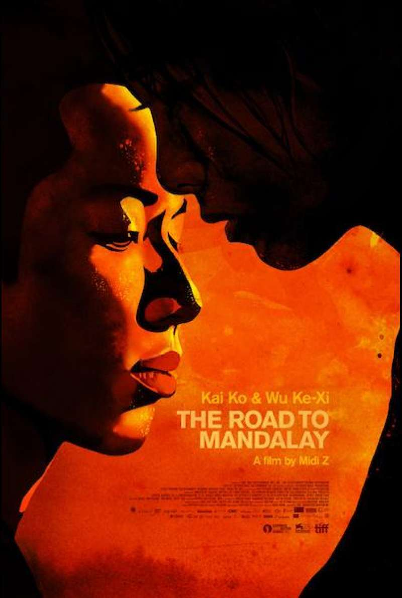The Road to Mandalay - Filmplakat (INT)
