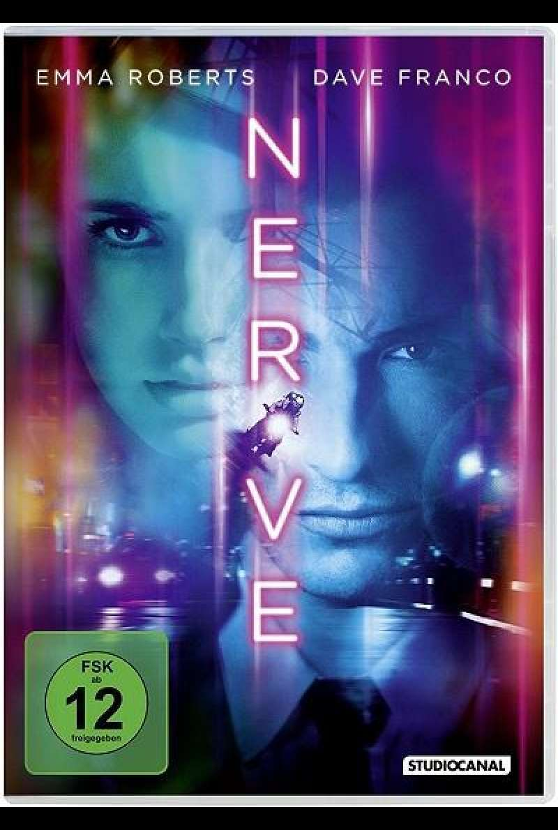 Nerve - DVD-Cover