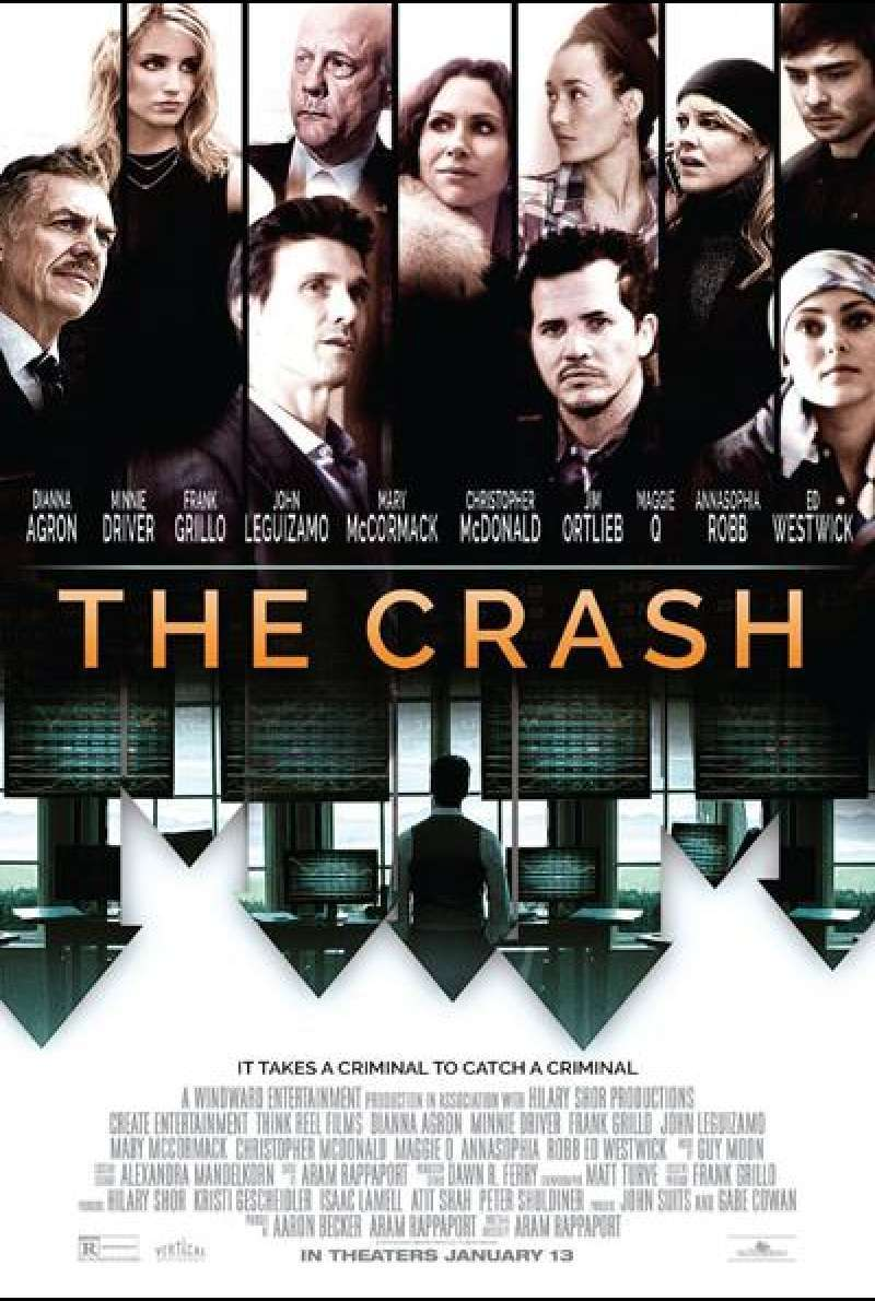 The Crash von Aram Rappaport - Filmplakat
