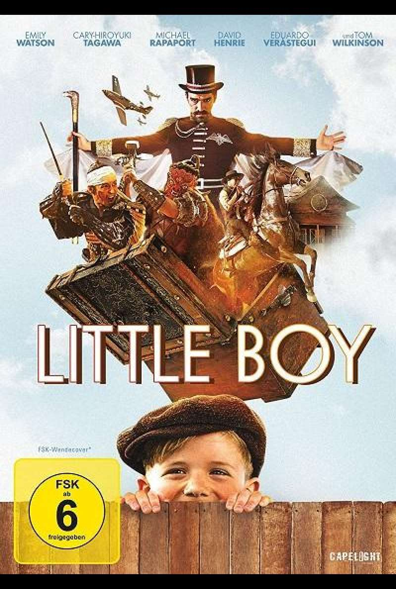 Little Boy - DVD-Cover