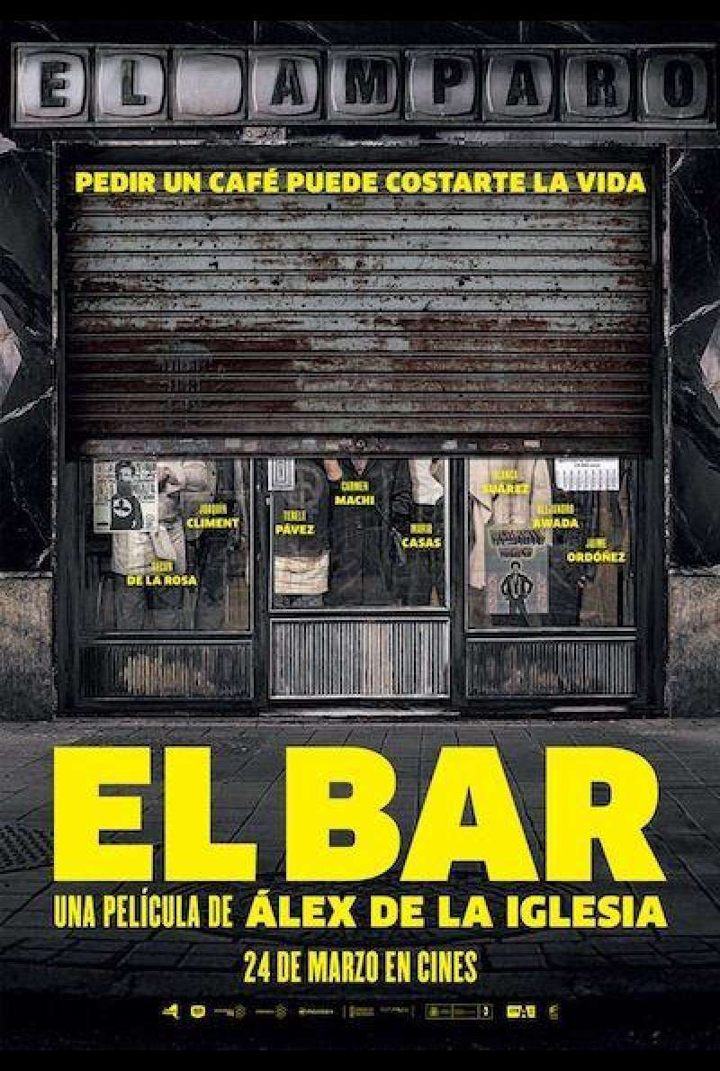 The Bar - Filmplakat (SPA)