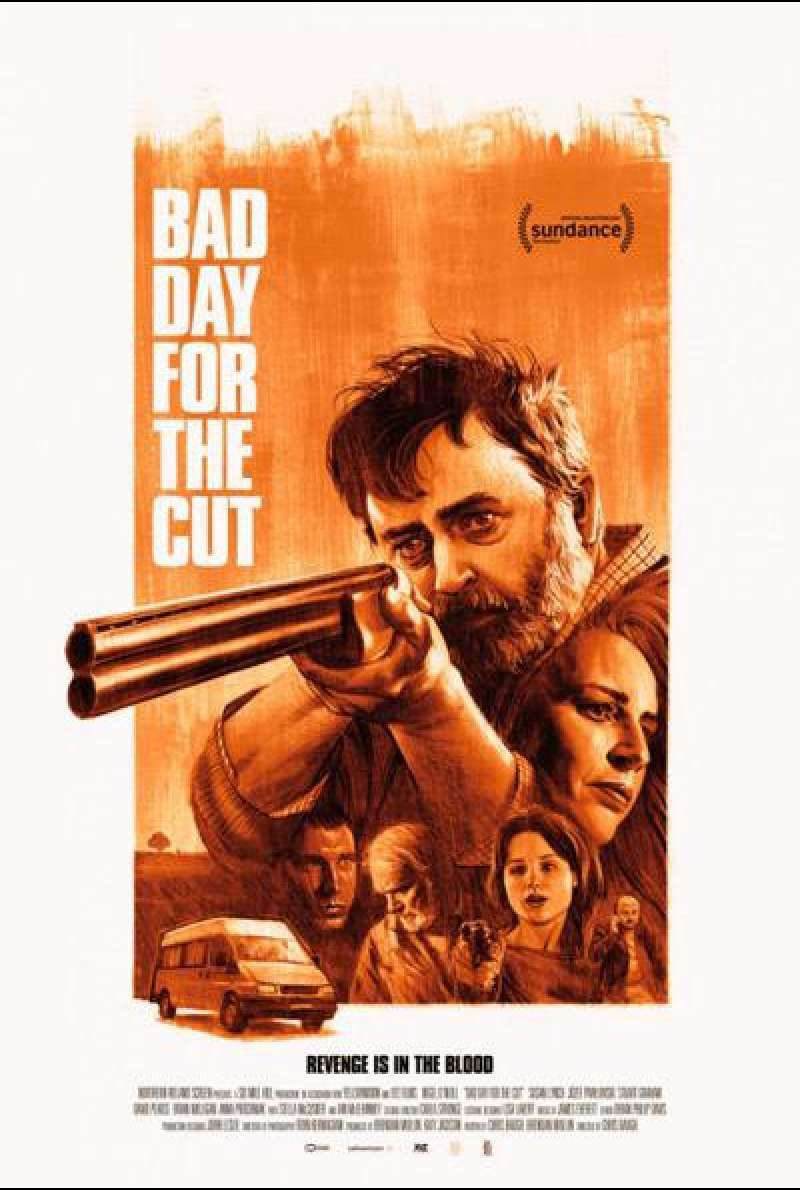 Bad Day for the Cut von Chris Baugh - Filmplakat