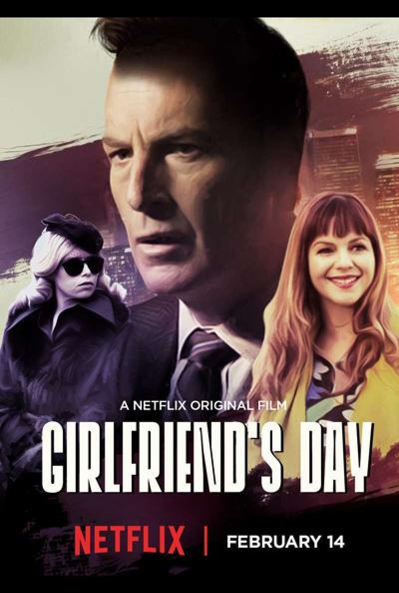 Girlfriend's Day von Michael Paul Stephenson - Filmplakat