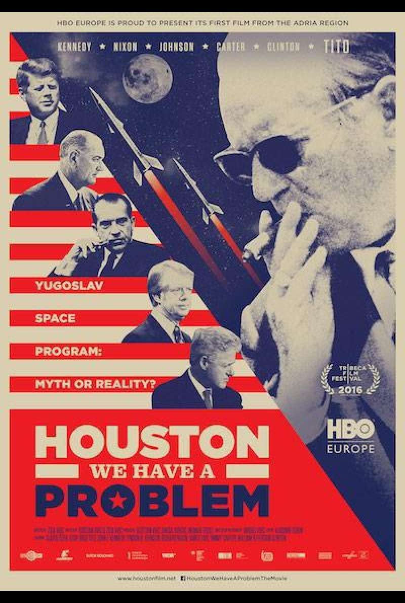 Houston, We Have a Problem - Filmplakat