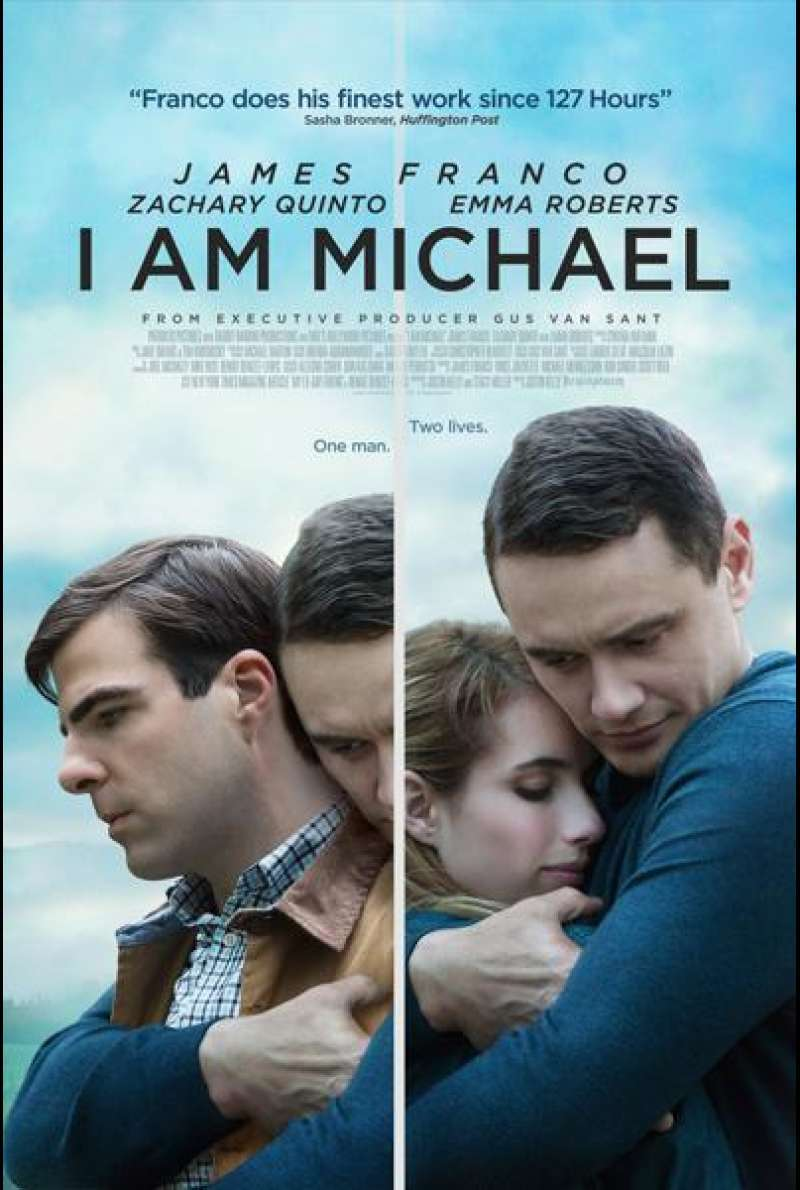I Am Michael von Justin Kelly - Filmplakat