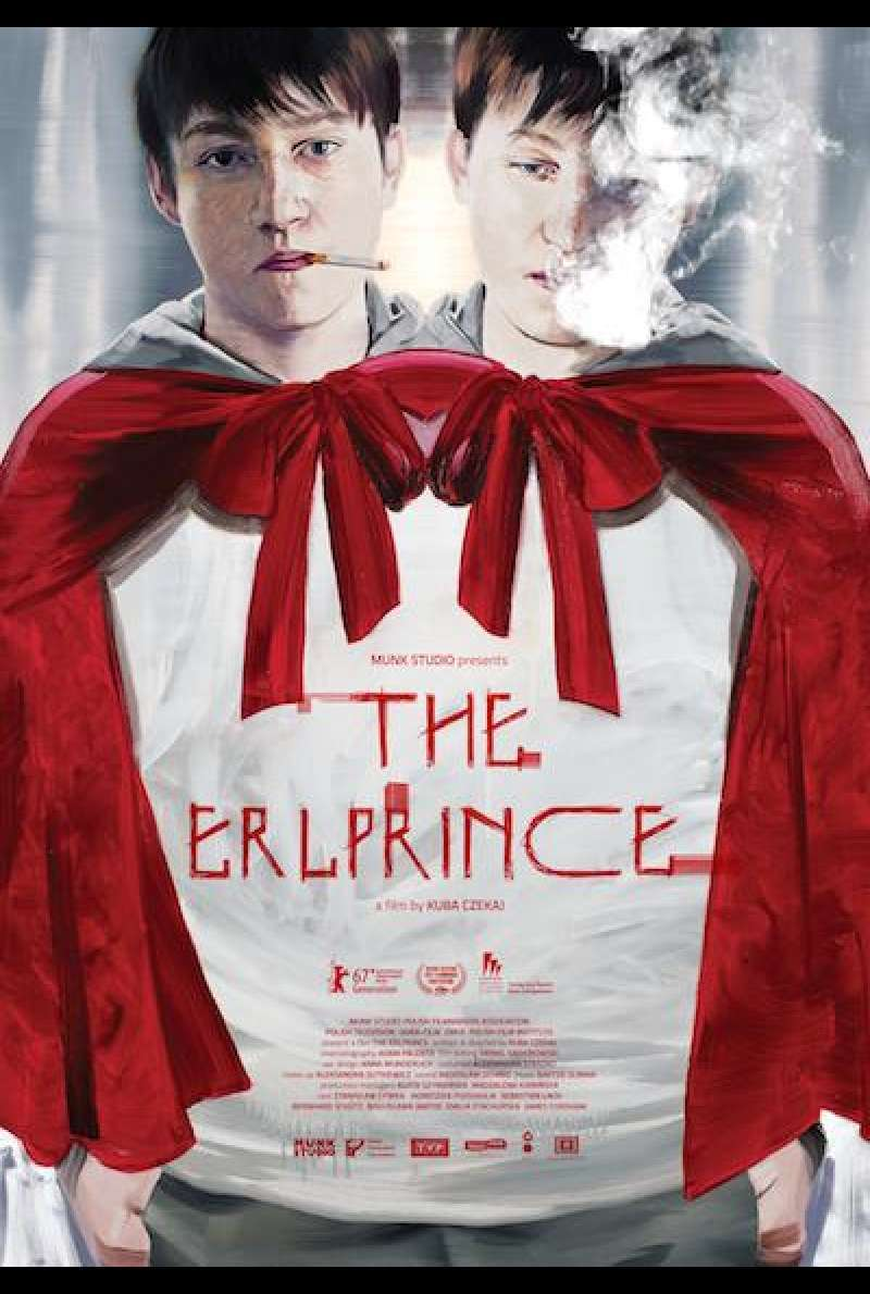 The Erlprince - Filmplakat (INT)
