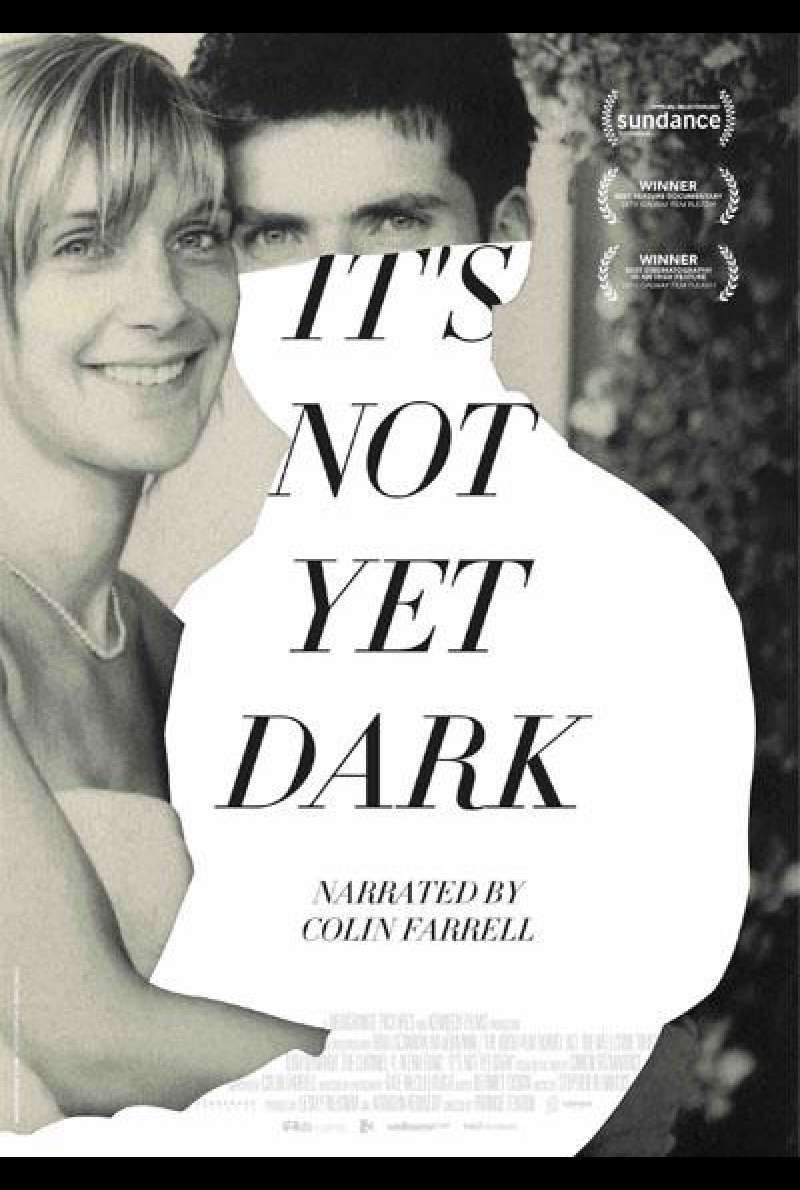 It's not Yet Dark von Frankie Fenton - Filmplakat