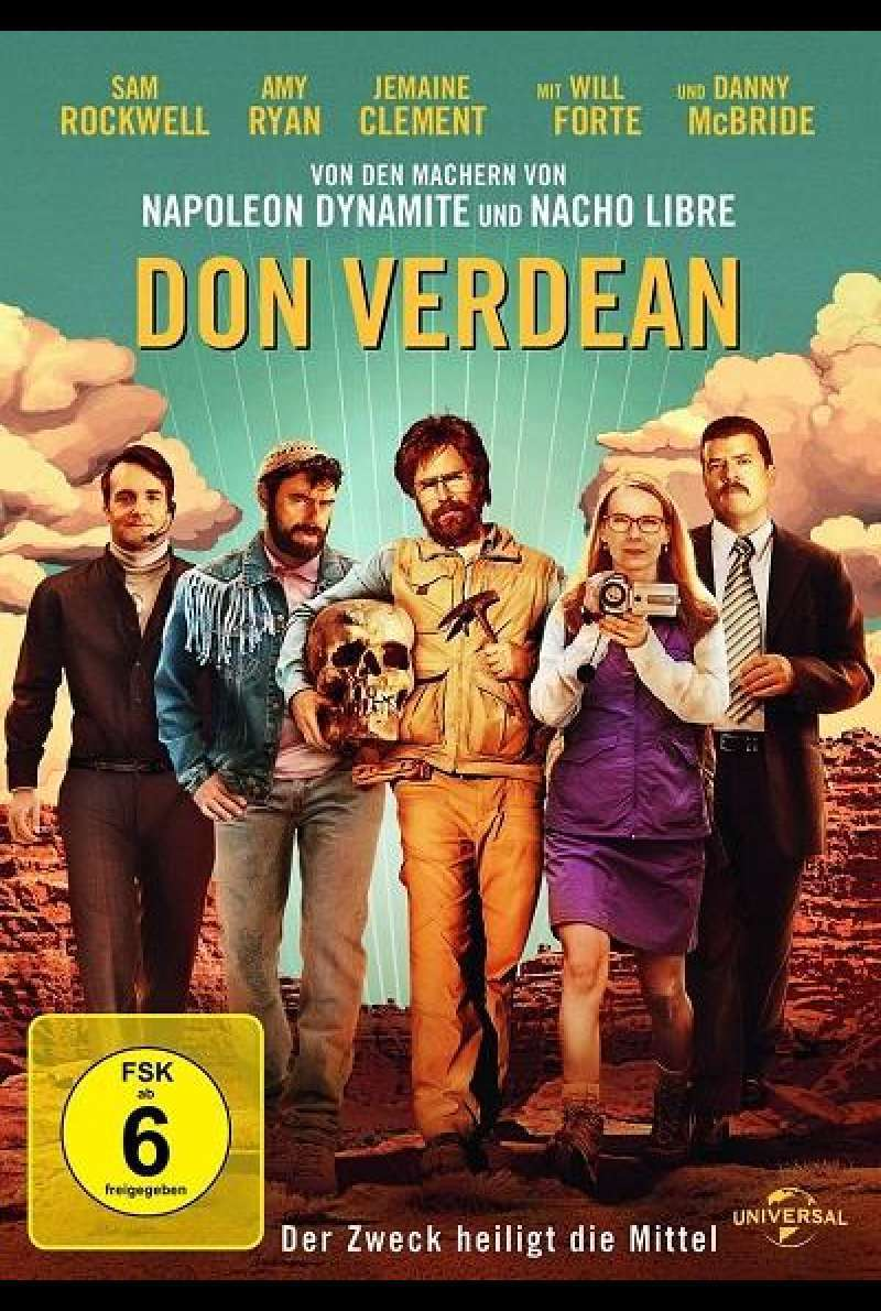 Don Verdean - DVD-Cover