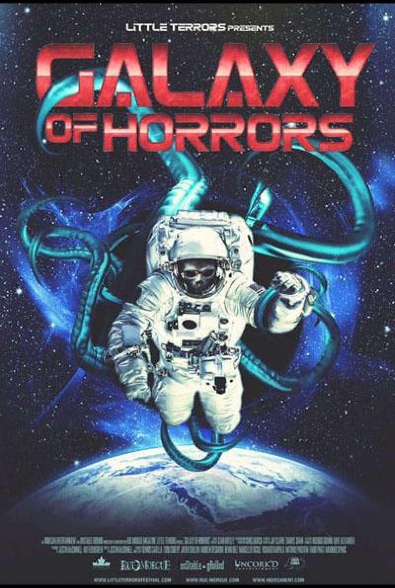 Galaxy of Horrors - Filmplakat