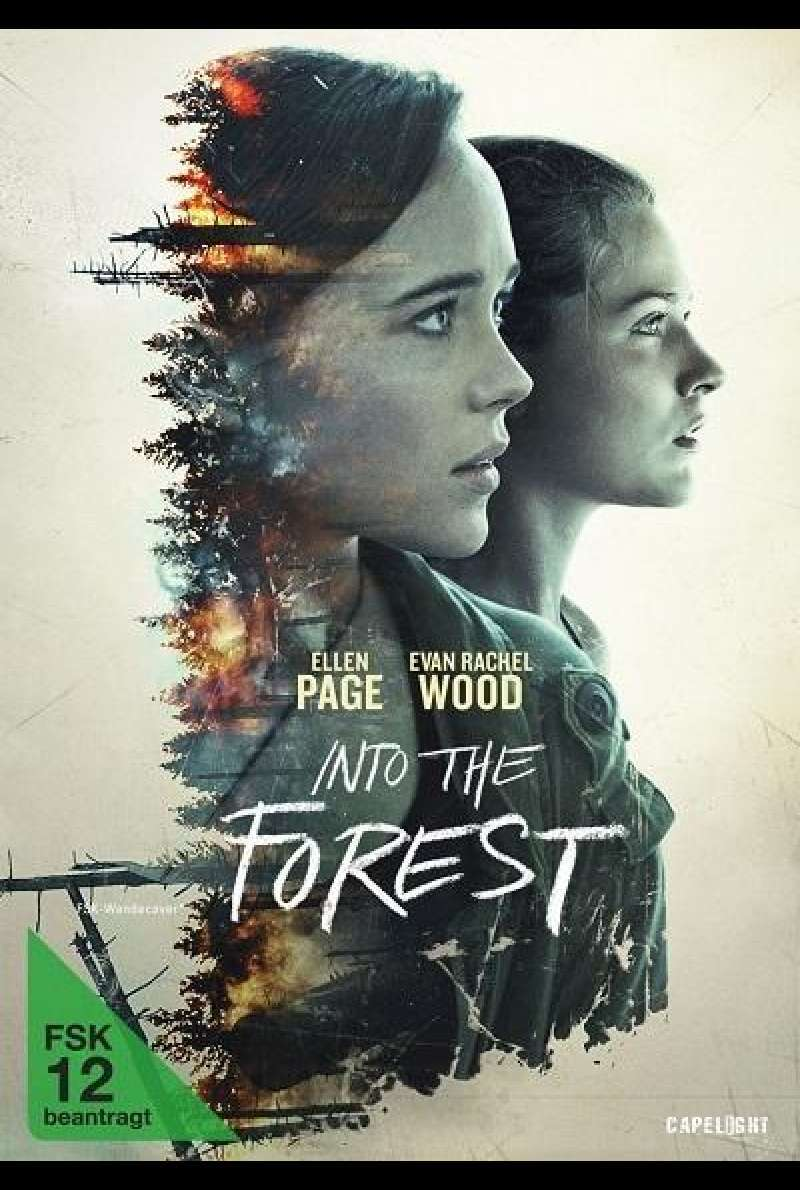 Into the Forest - DVD-Cover