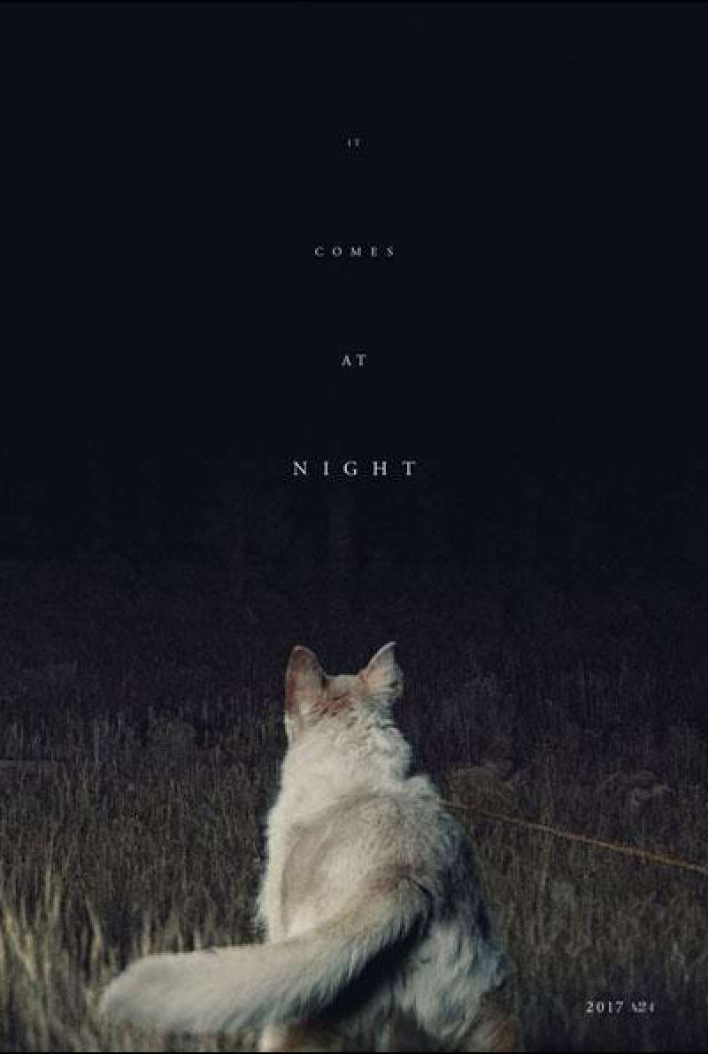 It Comes at Night von Trey Edward Shults - Filmplakat