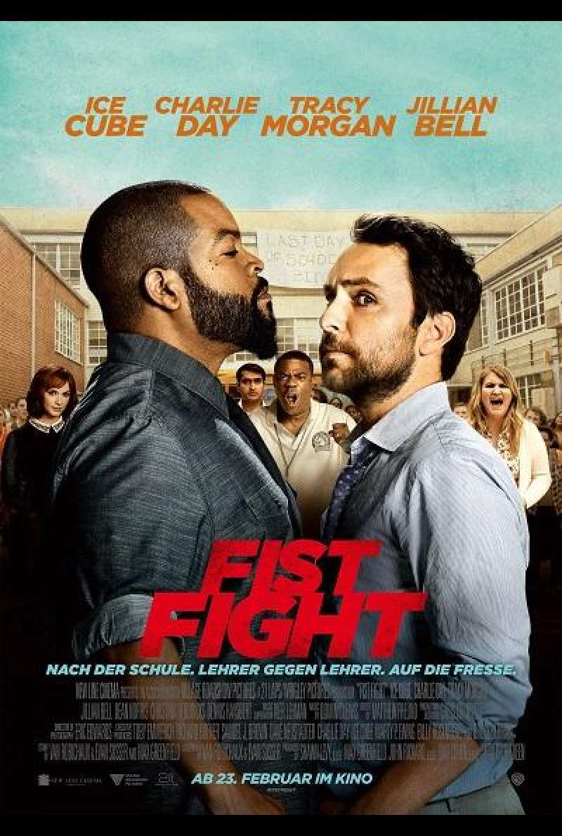 Fist Fight - Filmplakat