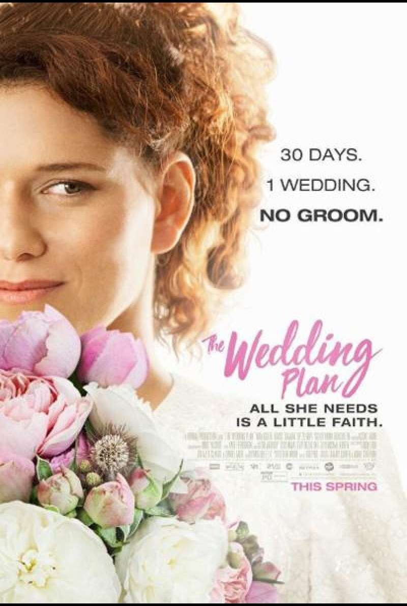 The Wedding Plan von Rama Burshtein - Filmplakat
