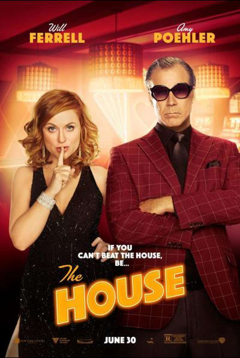 The House von Andrew Jay Cohen - Filmplakat
