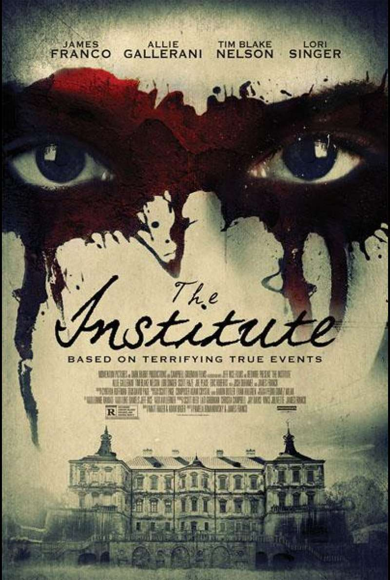 The Institute von James Franco und Pamela Romanowsky - Filmplakat