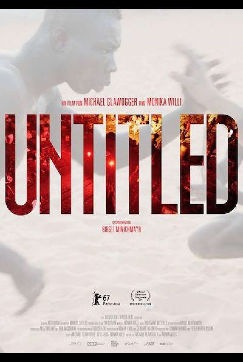 Untitled von Michael Glawogger und Monika Willi - Filmplakat (AT)
