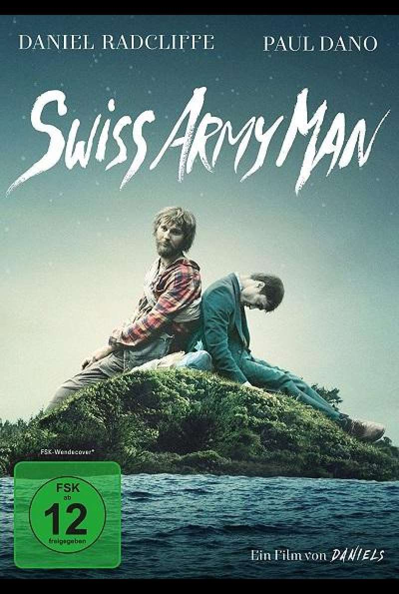 Swiss Army Man - DVD-Cover