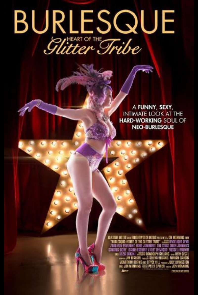 Burlesque: Heart of the Glitter Tribe von Jon Manning