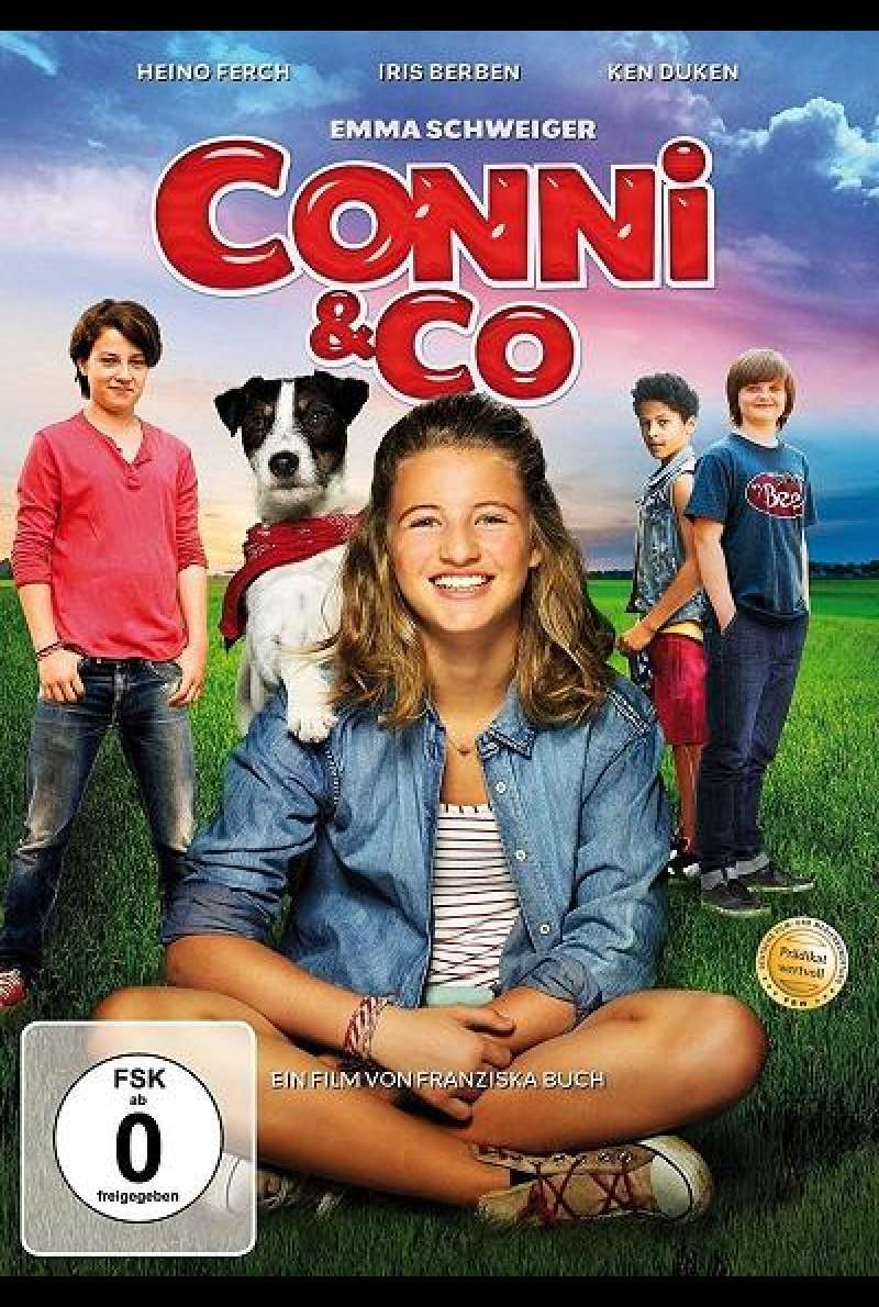 Conni & Co - DVD-Cover