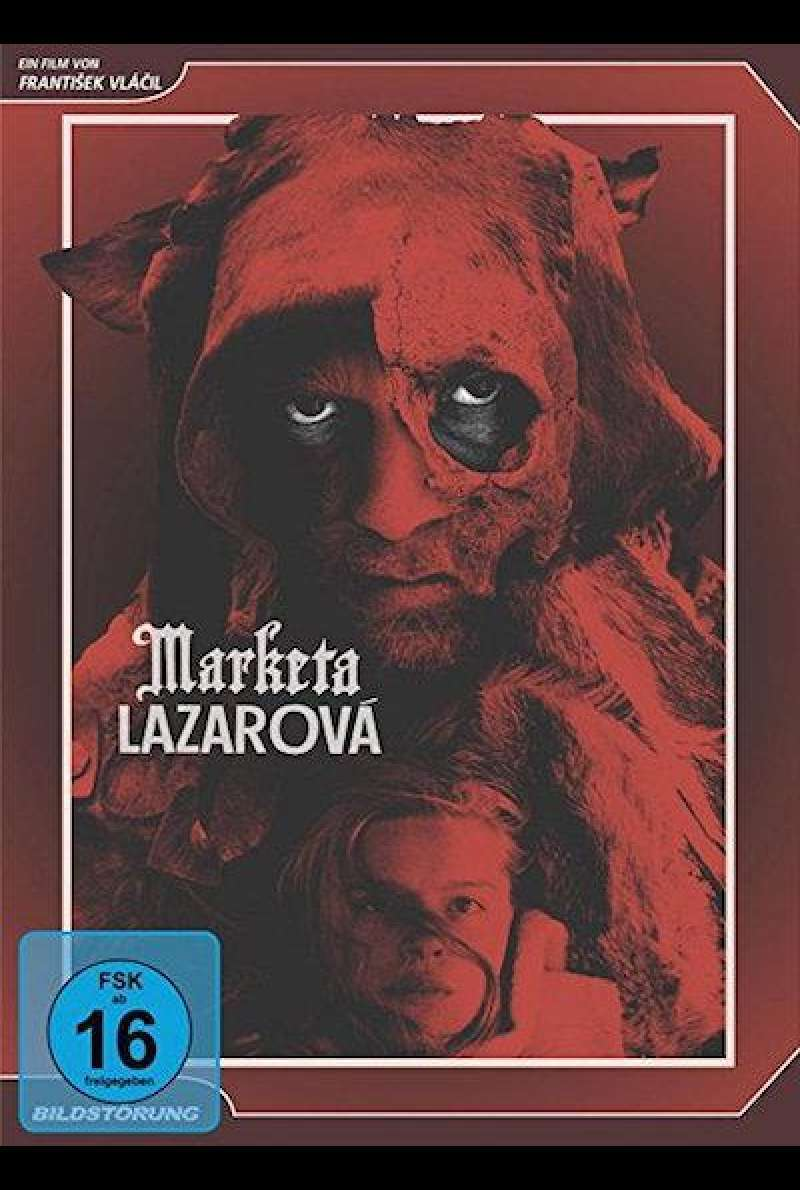Marketa Lazarová - DVD-Cover