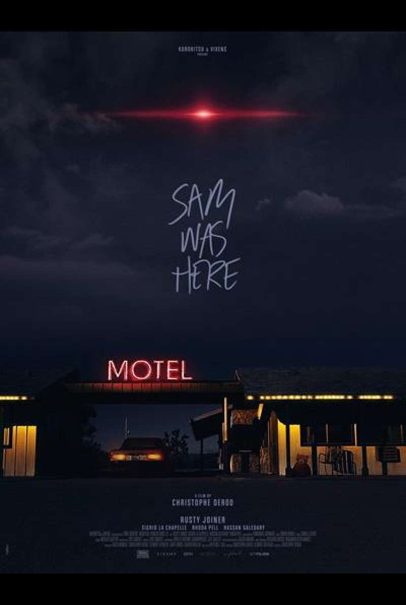 Sam Was Here von Christophe Deroo