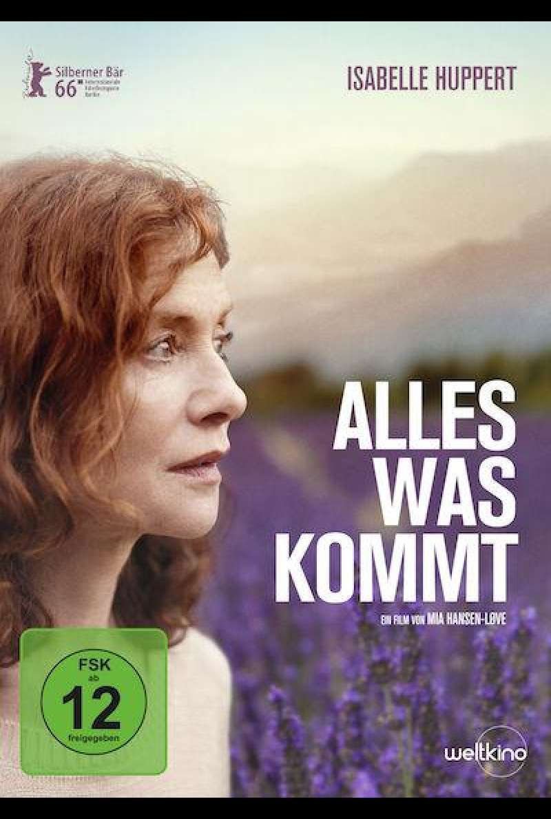 Alles was kommt - DVD-Cover