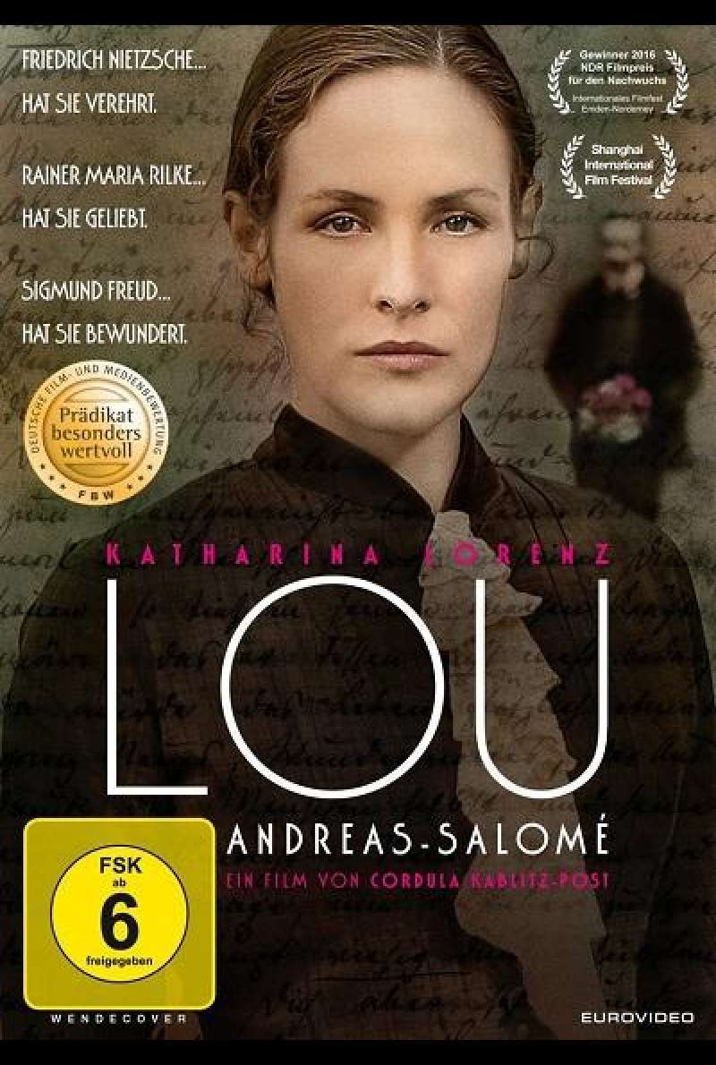 Lou Andreas-Salomé - DVD-Cover