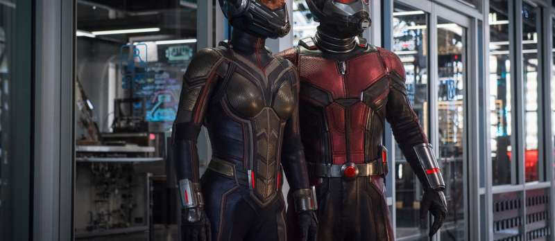 Filmstill zu Ant-Man and the Wasp von Peyton Reed