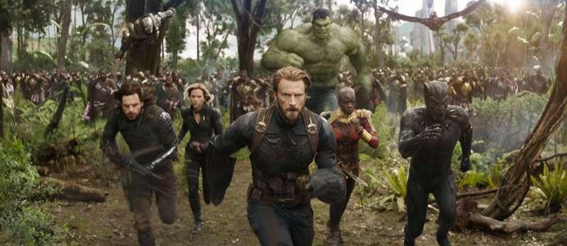 Avengers Infinity War Cinestar