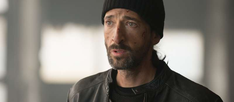 Adrien Brody in BULLET HEAD