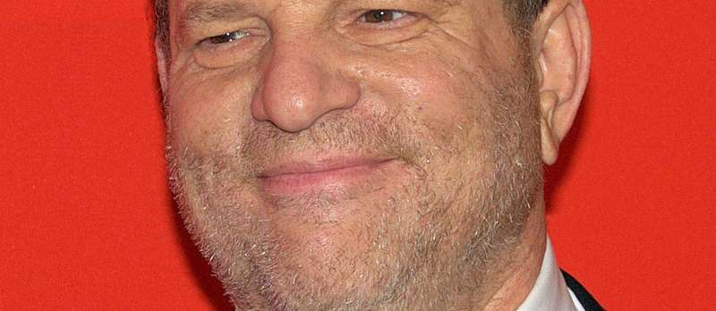 Harvey Weinstein - Portrait