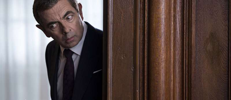 Johnny English - Man lebt nur dreimal von David Kerr