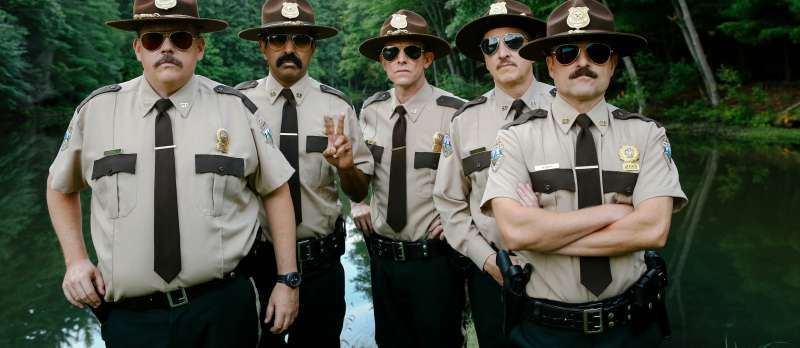 Filmstill zu Super Troopers 2 (2018)
