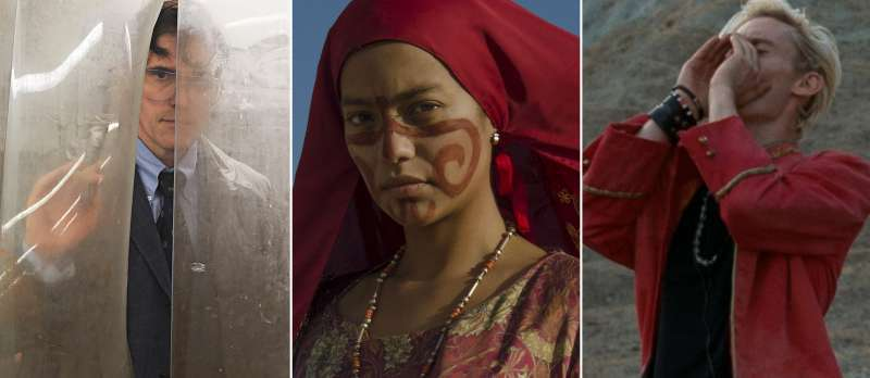 The House That Jack Built/Birds of Passage/Lazzaro Felice
