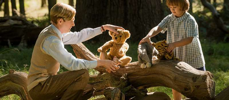 Goodbye Christopher Robin - Bild