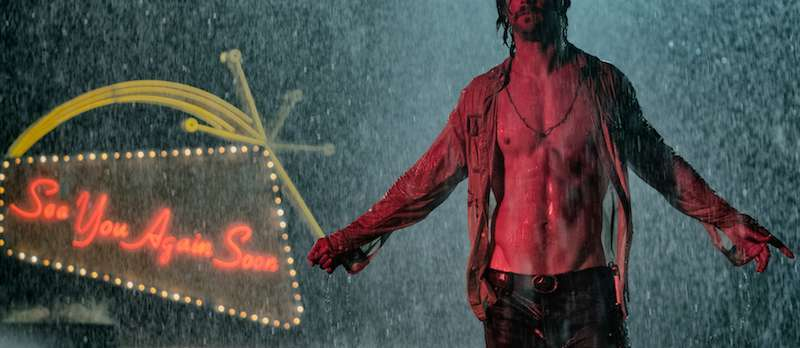 Filmstill zu Bad Times at the El Royale (2018) - Chris Hemsworth