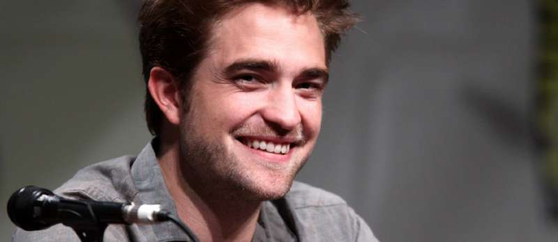 Robert Pattinson im Jahre 2012 auf der San Diego Comic-Con International