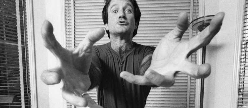 Bild zu Robin Williams: Come Inside My Mind von Marina Zenovich