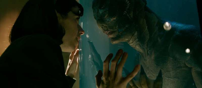 The Shape of Water - Bild