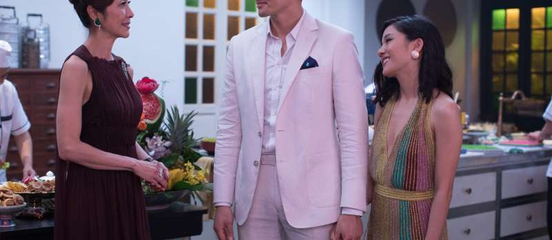 Crazy Rich Asians von Jon M. Chu - Filmbild 1