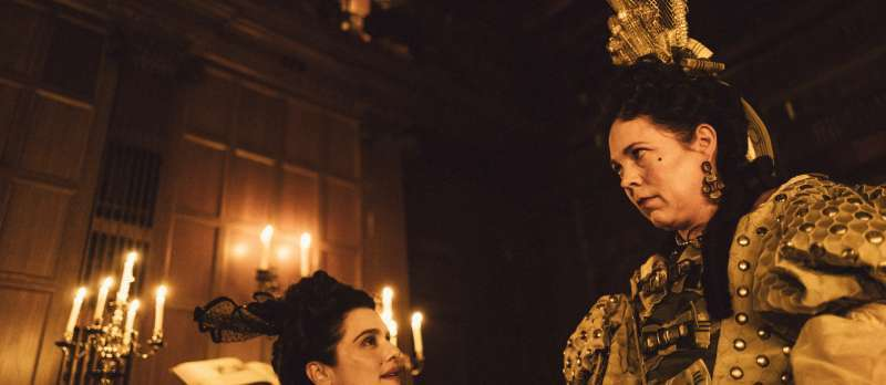 Filmstill zu The Favourite (2018)